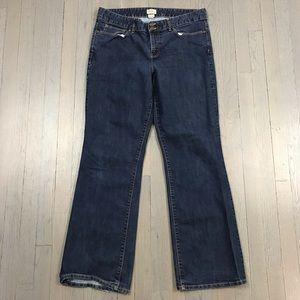 Gap Factory Essential Bootcut 14/32R Denim Jeans